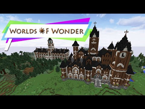 Wyntr Loves| Worlds Of Wonder |1| Welcome To Adventure Academy!