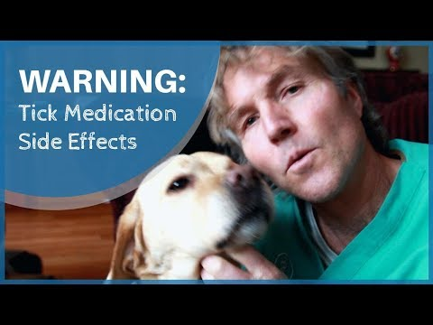 [Warning] Flea and Tick Product Side Effects