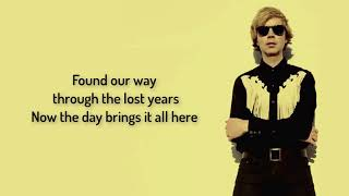Beck - Colors Lyric