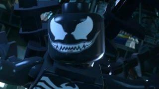 ヴェノムは大きい音に弱いんだよね。 スパイダーマンよりカッコイイと思...