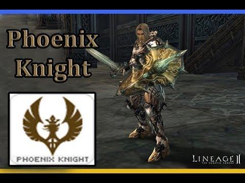 Гайд по Phoenix Knight /Рыцарь феникса Lineage 2 High Five 5 (Гайд подходит под PVE\PVP)