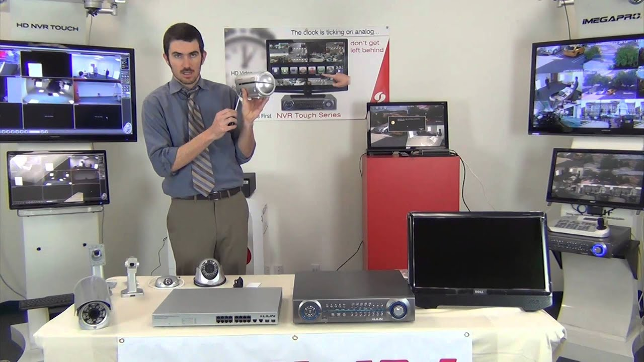 New Driver: LILIN DHD204A IP Camera