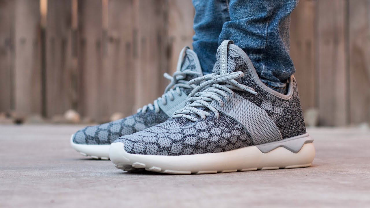 Adidas Tubular Doom 'Gray Primeknit' Available Now Feature