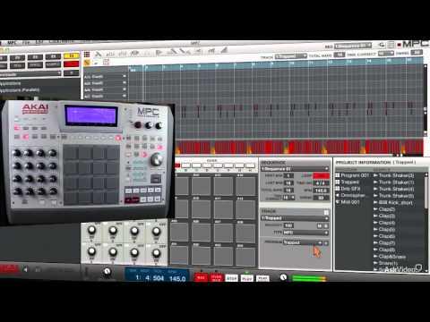 MPC 201: Renaissance and Studio Advanced - 10. 16 Level 808 Sub - Part 2
