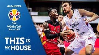Serbia v Germany - Highlights - FIBA Basketball World Cup 2019 - European Qualifiers