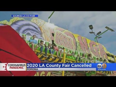 LA County Fair Cancels 2020 Run Due To Coronavirus Pandemic
