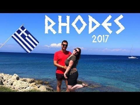 #5 Vacances Été 2017 - Rhodes (Grèce)
