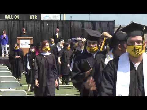 Colorado River Collegiate Academy Graduation 2020