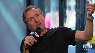 "Tim Roth On The TV Series, ""Tin Star"""