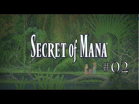 Prim rejoint notre équipe - Secret Of Mana Remake 3D #02