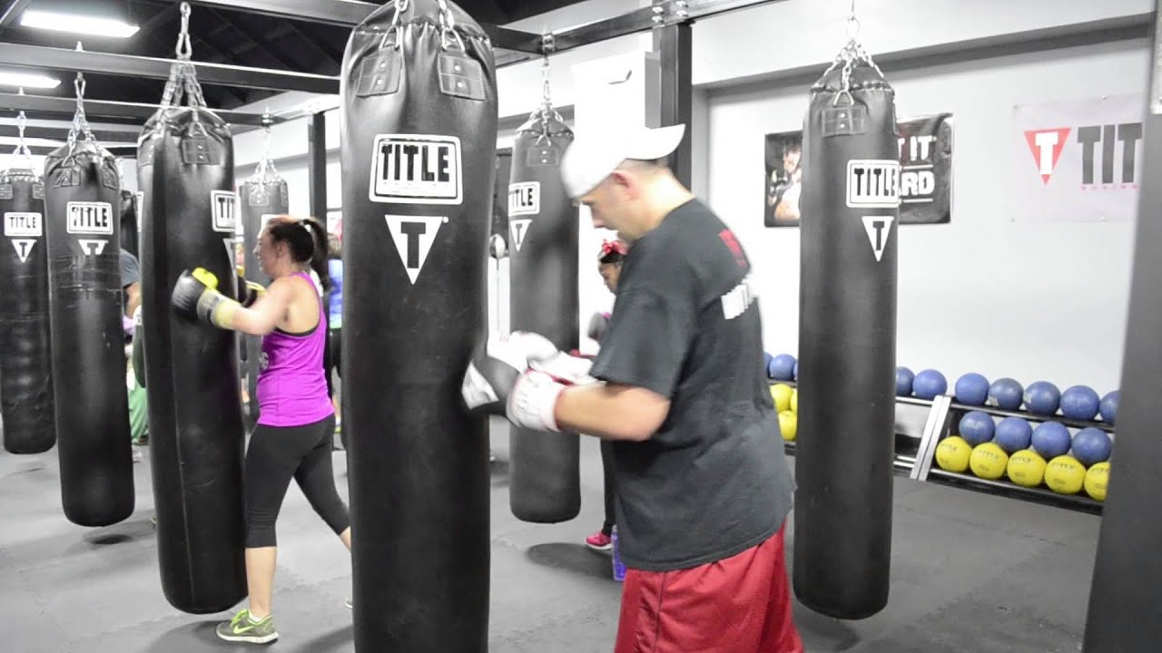 Come in to TITLE Boxing Club Milford to try your first class today. Call us at ()
