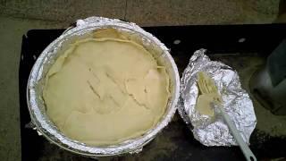 Dutch Oven Cooking Chicken Pot Pie