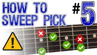 How to Sweep Pick #5 - Fixing Sync and Timing Errors