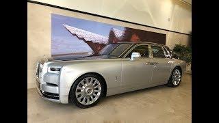 2018 Rolls-Royce Phantom Viii - Interior + Walkaround In 4k