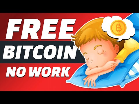 This App Will PAY You FREE BITCOIN For DOING NOTHING!!! (Make Money Online 2021)