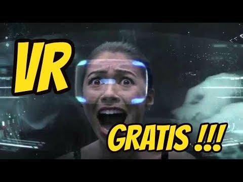 Consigue unas VR GRATIS  // UNBOXING VR and Trailer Beta Destiny 2