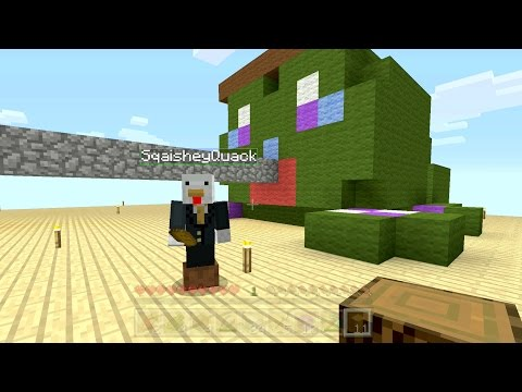 Minecraft Xbox - Sky Den - The Frog And The Fly (46)