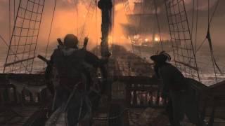 Официальная демонстрация геймплея с E3   Assassin's Creed 4. Черный флаг [RU]