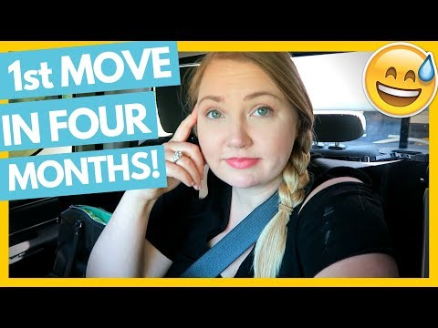 Our First Move in 4 Months with Landyn 👶Full Time Travel Family