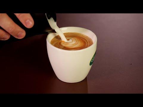Shell Café - Latte art tippek kezdőknek
