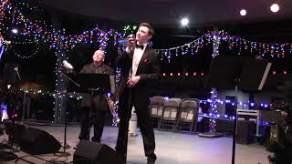 """Lighting Of The Trees Ceremony - The Max Pack   Max Manzanares """"All I Want For Christmas Is You"""""""