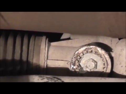 как подтянуть рулевую рейку фиат альбеа
