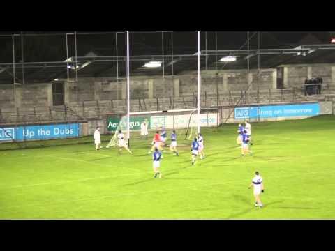 DubsTV - Diarmuid Connolly goal Vs Sylvesters in DSFC