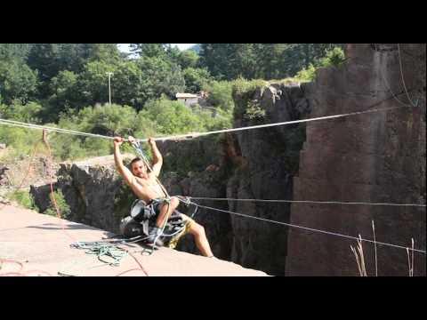 Ereño Rope Jump