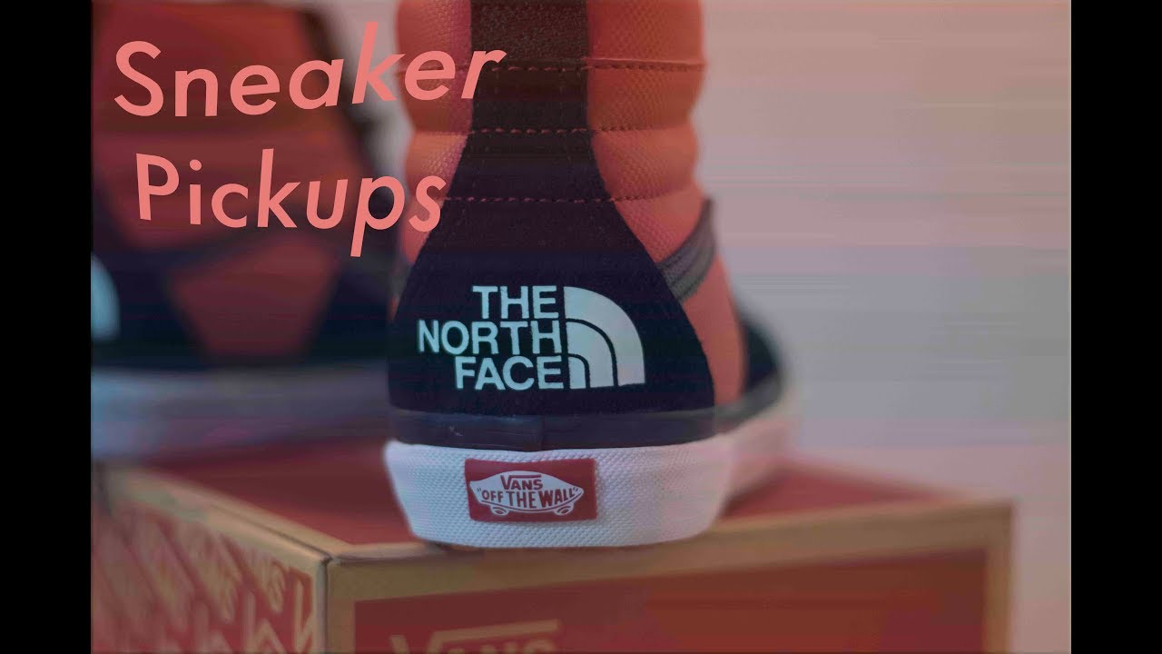 0f0f67dcf8c928 Vans x The North Face Sk8 Hi - YouTube