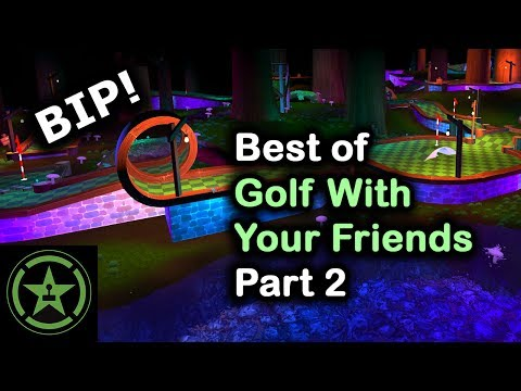 The Very Best of Golf With Your Friends | Part 2 | Achievement Hunter