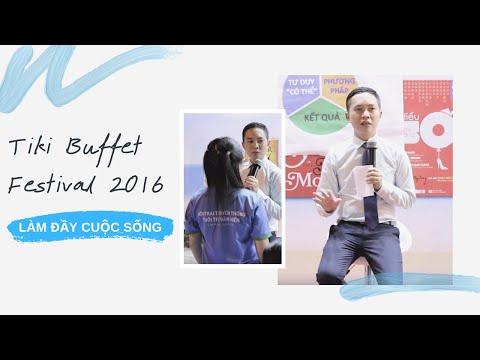 Buffet Festival 2016 - NH Khắc Hiếu với chủ đề Những yếu tố làm đầy cuộc sống