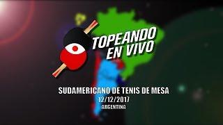 Torneo Sudamericano de Tenis de Mesa 12-12-2017
