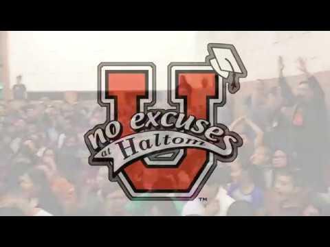Haltom Middle School No Excuses University