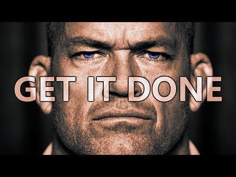 JUST GET IT DONE - Powerful Motivational Speech 2019   Jocko Willink