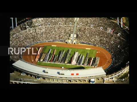 Japan: Tokyo to spend $1.5 billion on 2020 Olympic National Stadium