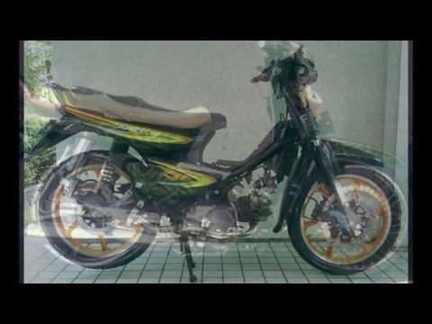 Cah Gagah | Video Modifikasi Motor Honda Grand Velg Racing Keren Terbaru