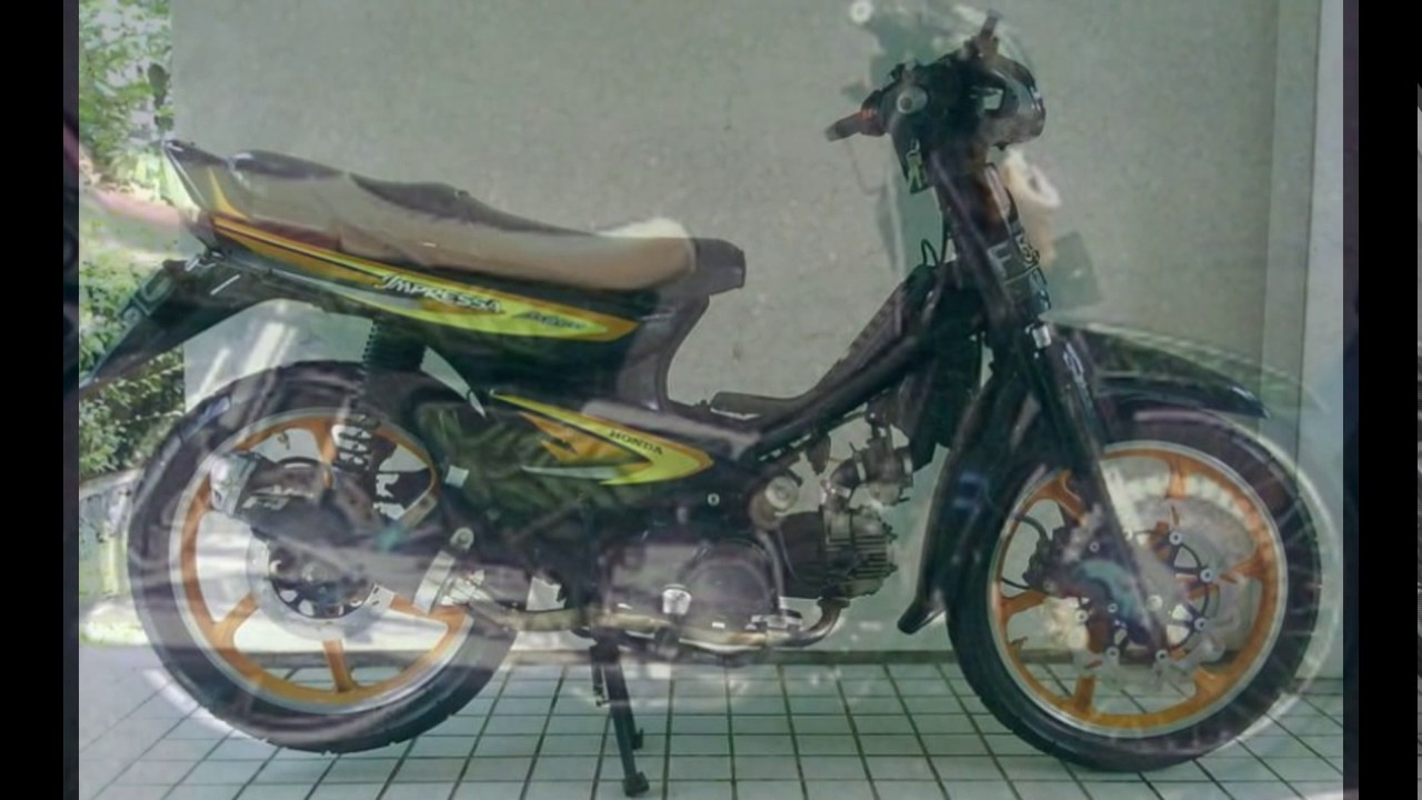 Download 62 Download Gambar Modifikasi Motor Grand Terkeren Cermin