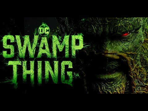 SWAMP THING Trailer 2019  HD