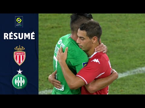 Monaco St. Etienne Goals And Highlights