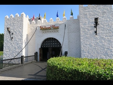 By Demand Saturday Part 2: Medieval Times in Orlando