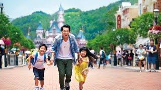 曹格一家    香港迪士尼樂園微電影 ─「陪孩子一起100cm看世界」