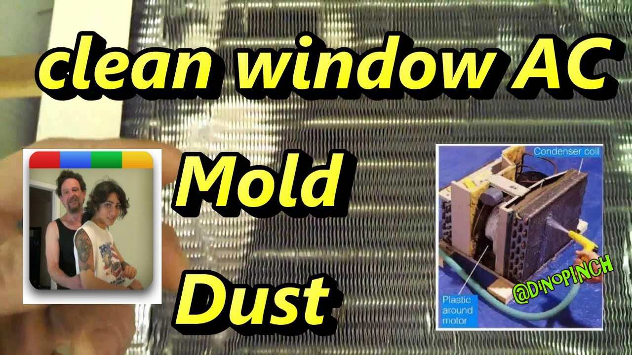 clean window air conditioner for best coolling youtube. Black Bedroom Furniture Sets. Home Design Ideas