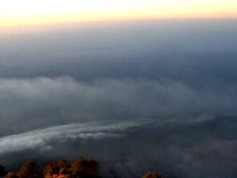 Santa Maria / Santiaguito Volcano, Guatemala - morning view