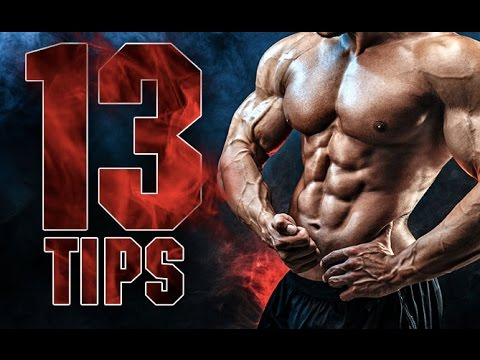 """Six Pack Abs Shortcuts! - """"13 Tips to 6 PACK ABS"""""""