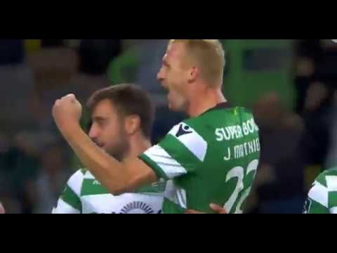 Mathieu Amazing Free-Kick ... 2017/2018    ماثيو ركلة حرة مذ