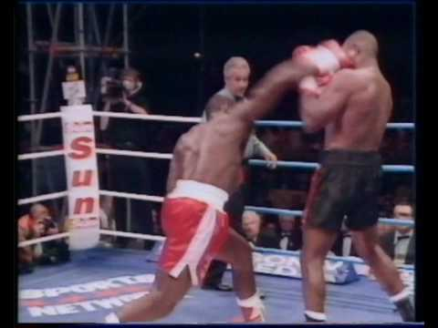 Frank Bruno becomes World Champion