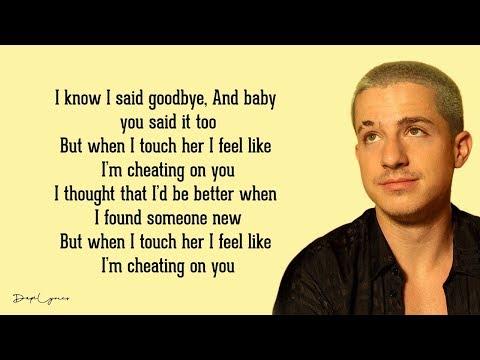 Cheating On You - Charlie Puth (Lyrics) 🎵