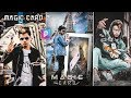 PicsArt Flying Cards Photo Editing Tutorial in picsart Step by Step in Hindi  - Taukeer Editz