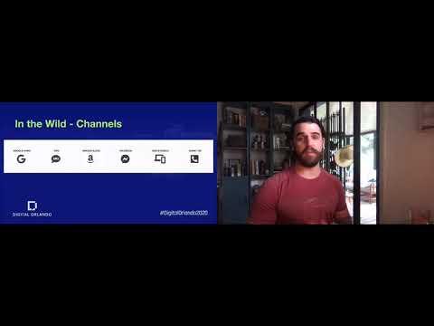 Virtual Assistants: Understanding the Understanding - Digital Orlando 2020