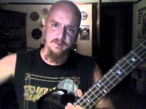 BC Rich basses and how to compensate for headstock weight.